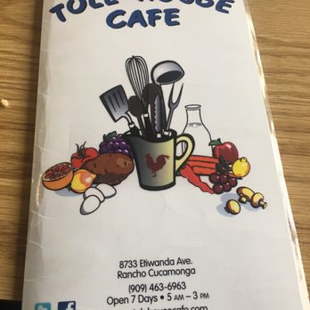 Nowhere Man Cafe Menu