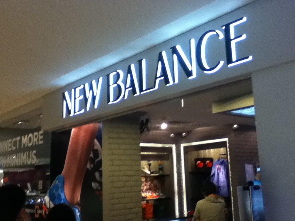 New Balance Concept Store