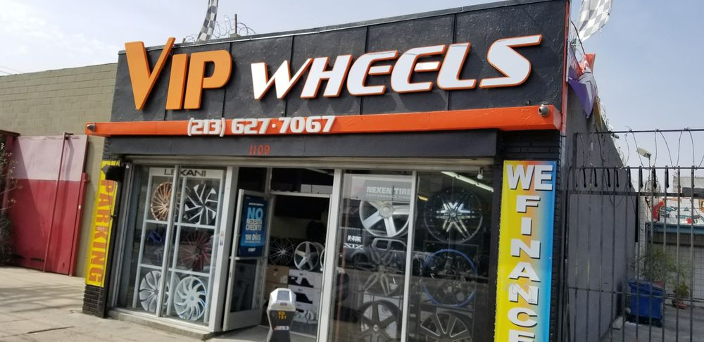 VIP Exotic Wheels: 1109 S Central Ave, Los Angeles, CA