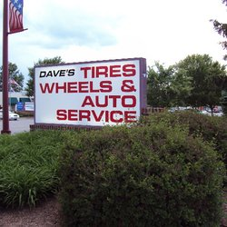 Photo Of Dave S Tires Wheels Auto Service Reynoldsburg Oh United States