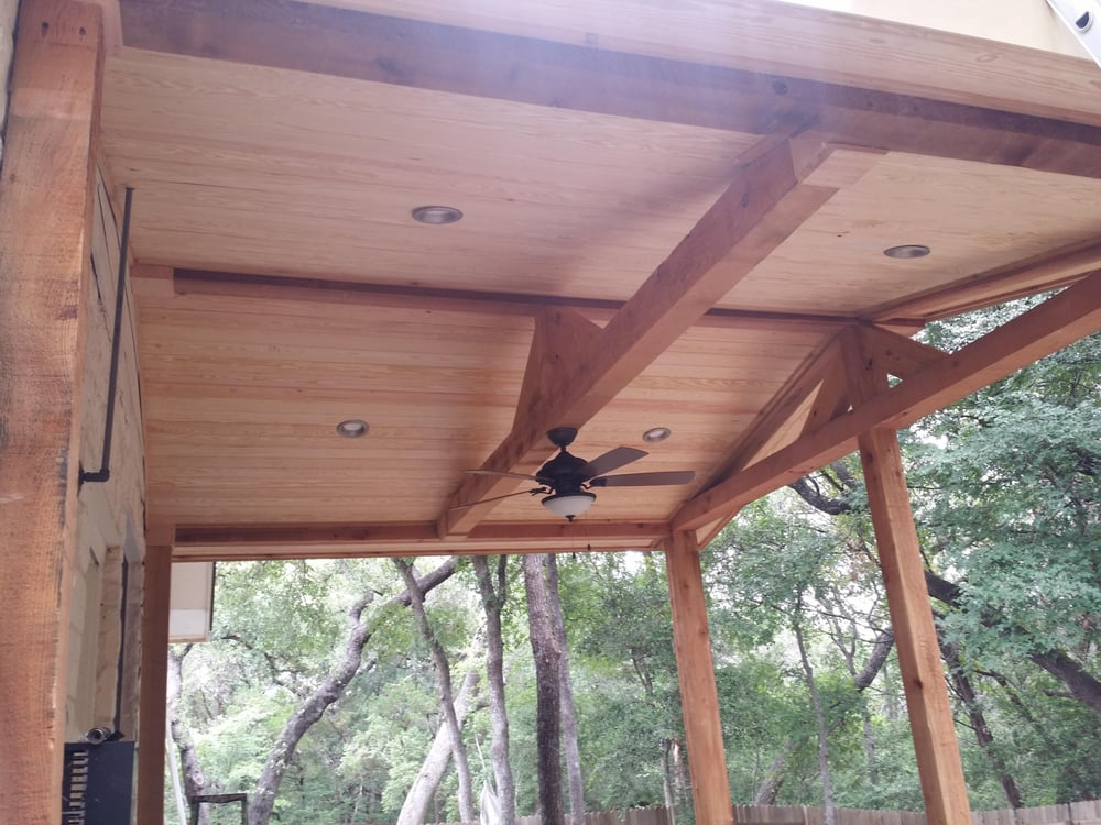 Photo Of Deck N Dock   Liberty Hill, TX, United States. Patio Cover