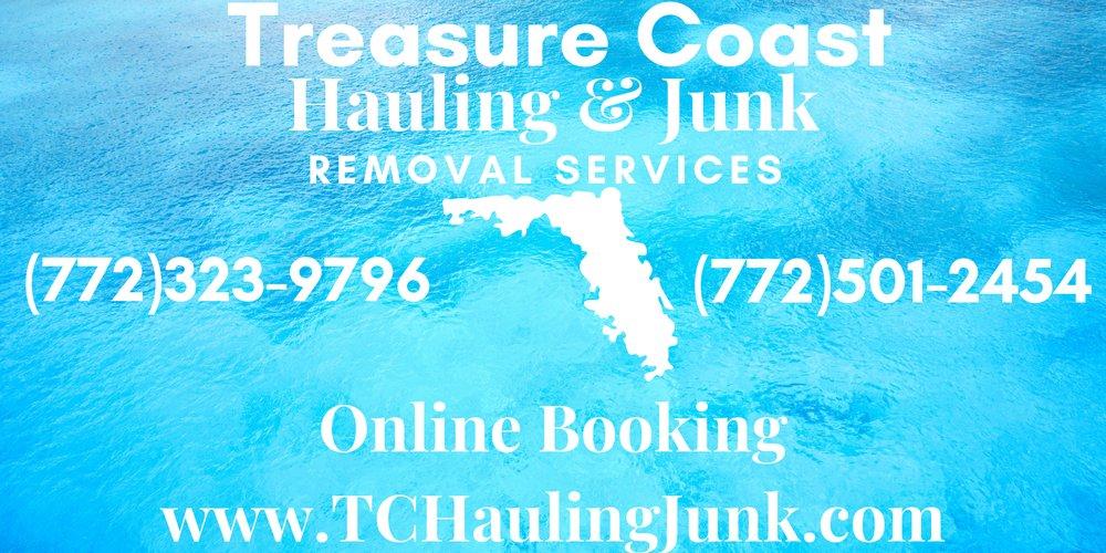 Treasure Coast Hauling & Junk Removal: Fort Pierce, FL