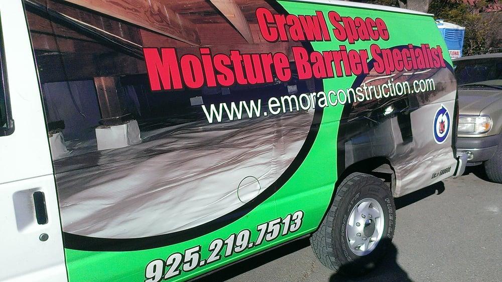 E Mora Construction The Crawl