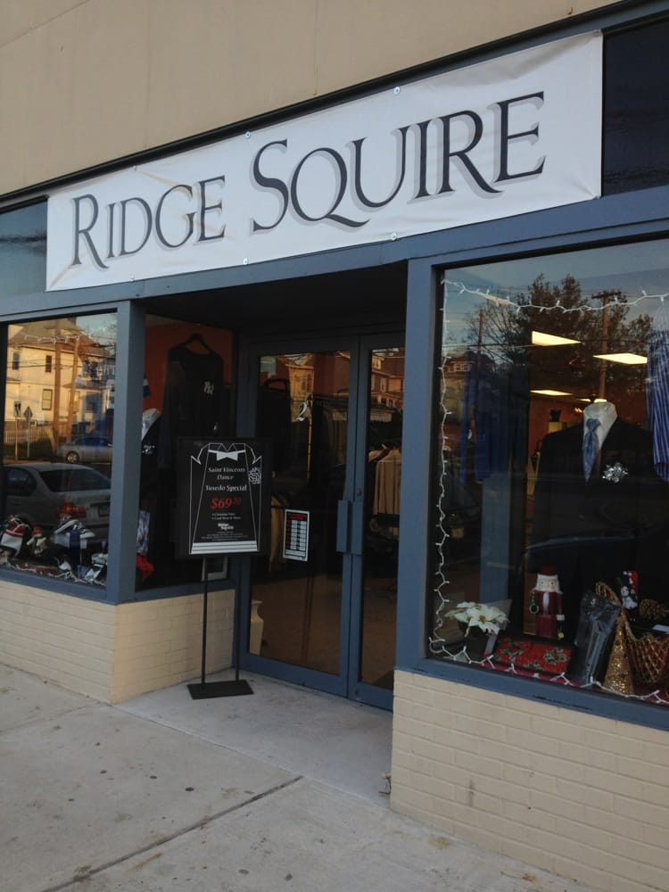 Ridge Squire Tuxedos