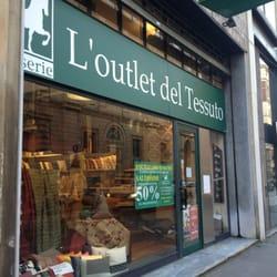 L\'Outlet del Tessuto - Wohnaccessoires - Corso di Porta Romana 6 ...