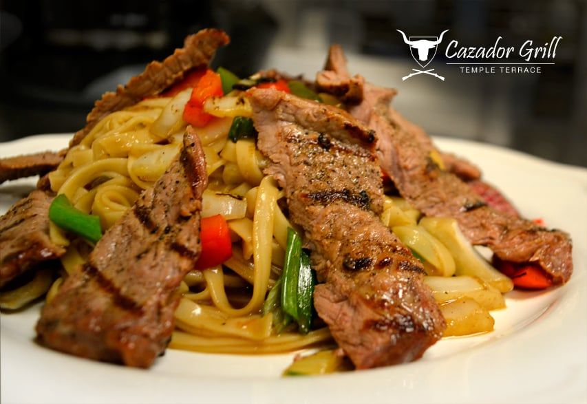 Cazador Grill: 10918 N 56th St, Temple Terrace, FL