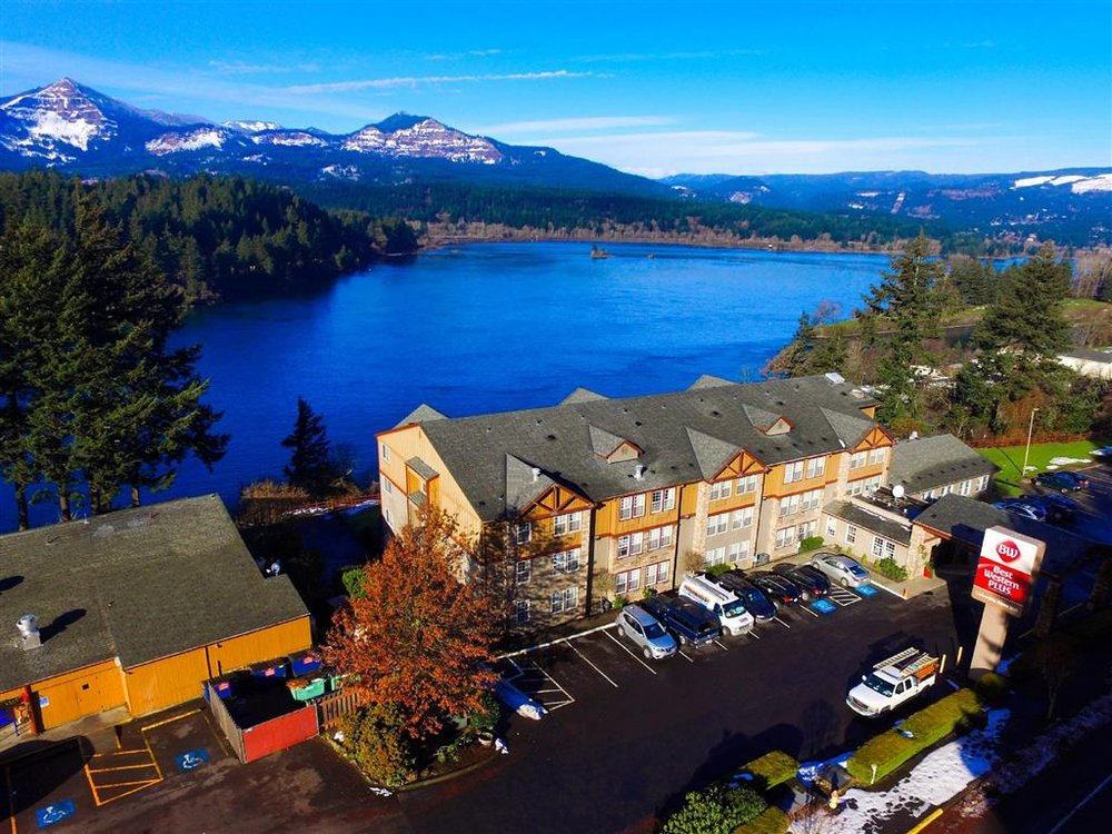 Best Western Plus Columbia River Inn: 735 Wanapa St, Cascade Locks, OR
