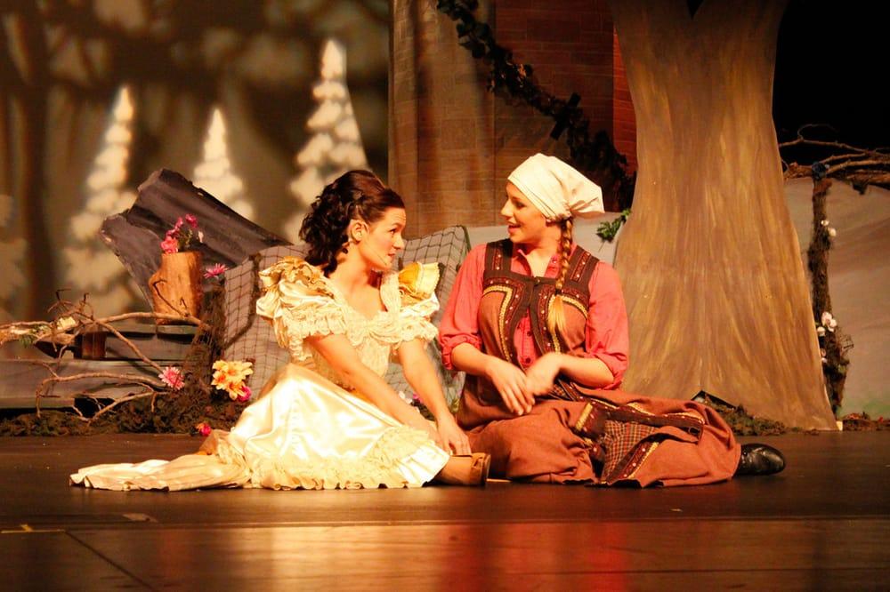 California Regional Theatre: 3851 Morrow Ln, Chico, CA