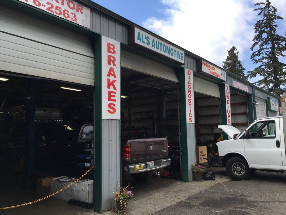 Al's Automotive & Performance Transmission: 6270 Bethel Rd SE, Port Orchard, WA