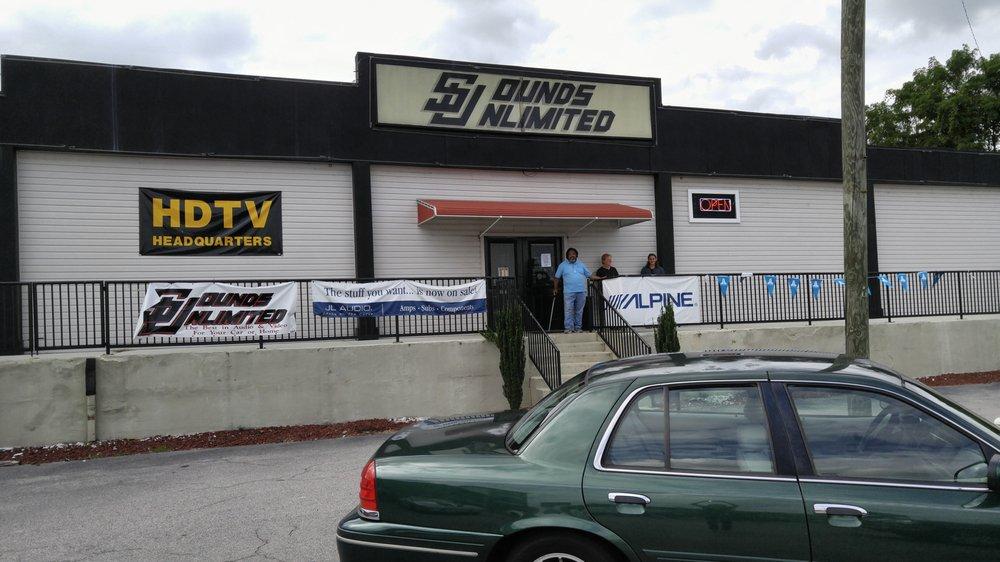 Sounds Unlimited: 310 Old Riverside Dr, Danville, VA