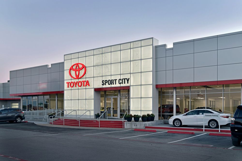 Good Photo Of Sport City Toyota   Dallas, TX, United States