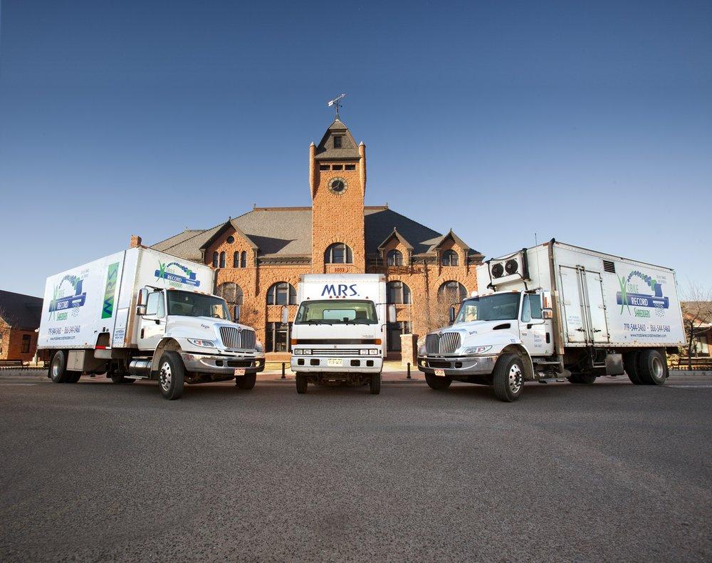 Mobile Record Shredders: 205 N Elizabeth St, Pueblo, CO