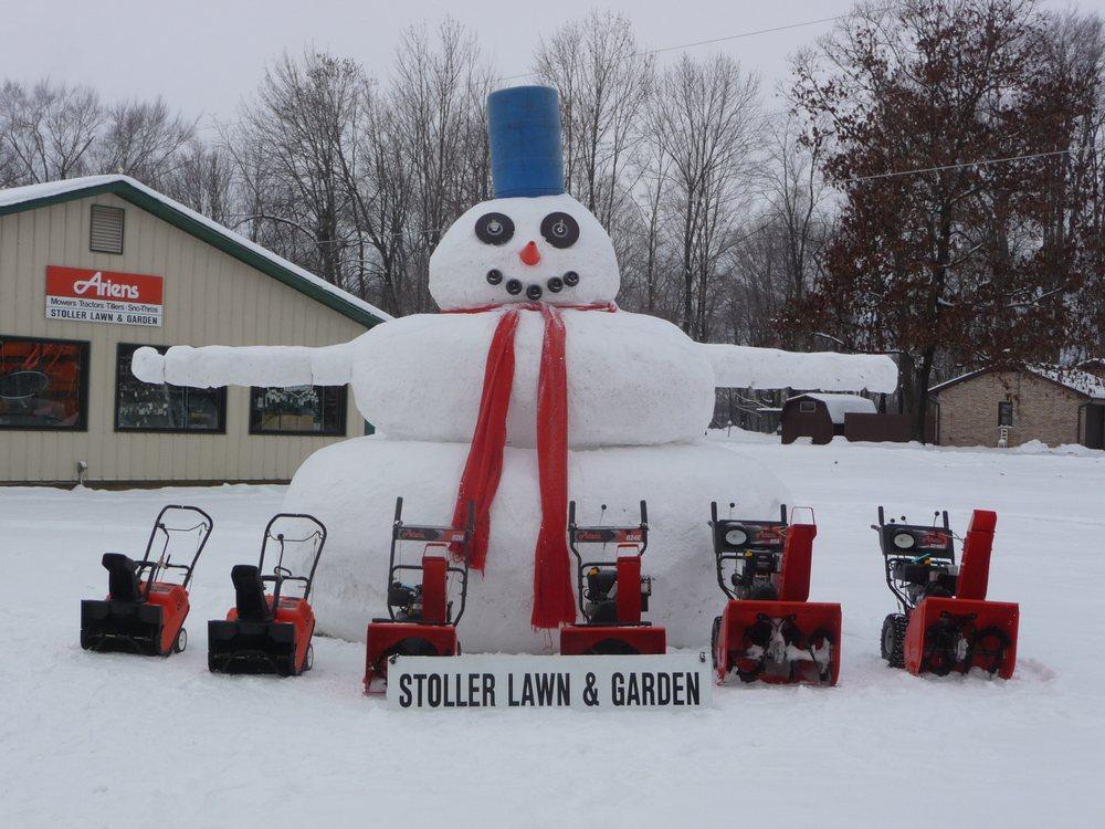 Stoller Lawn & Garden: 10355 Back Orrville Rd, Orrville, OH