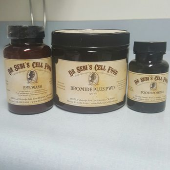 Yelp Reviews for Dr Sebi's Cell Food - 35 Photos & 60 Reviews - (New