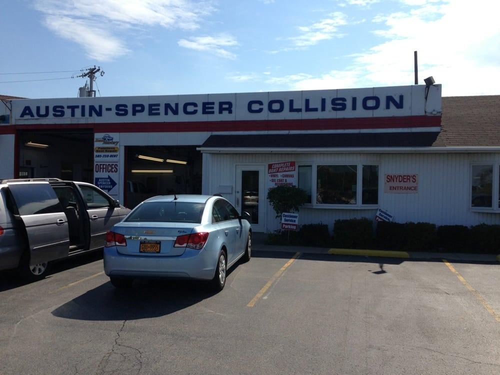 Automotive Place Near Me >> Austin-Spencer Automotive Repair Center - Body Shops - 2433 Brighton Henrietta Town Line Rd ...