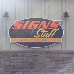 Dominion Signs And Stuff Easley Sc