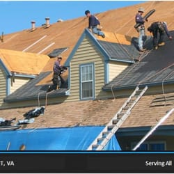Photo Of Roof.net   Fairfax, VA, United States. Most Roof Replacements