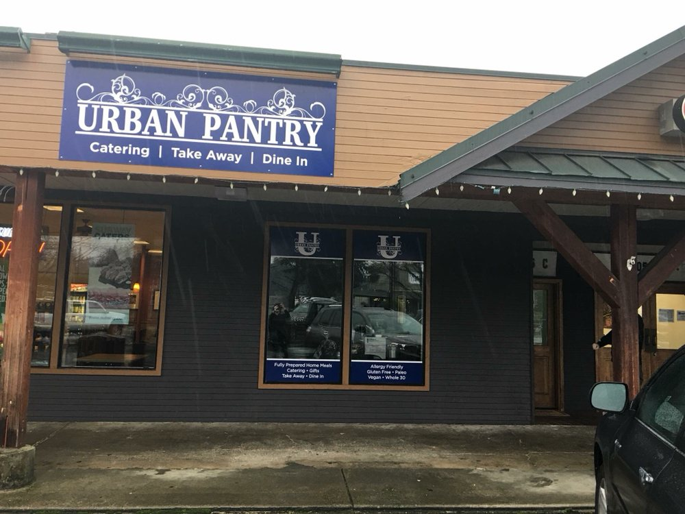 Store Front In Downtown Lake Stevens.