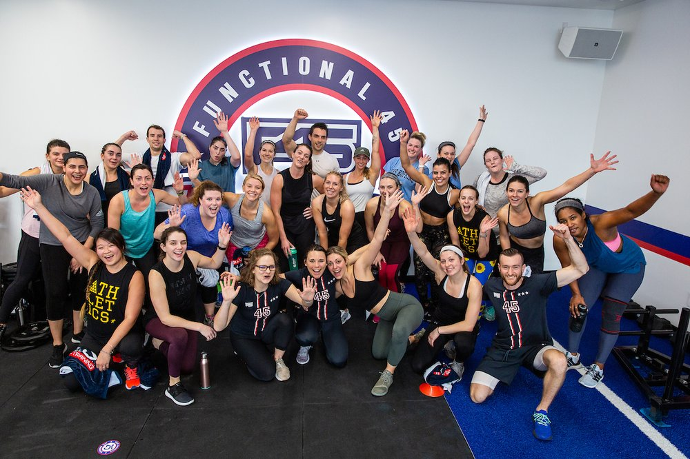 F45 Training Northern Liberties