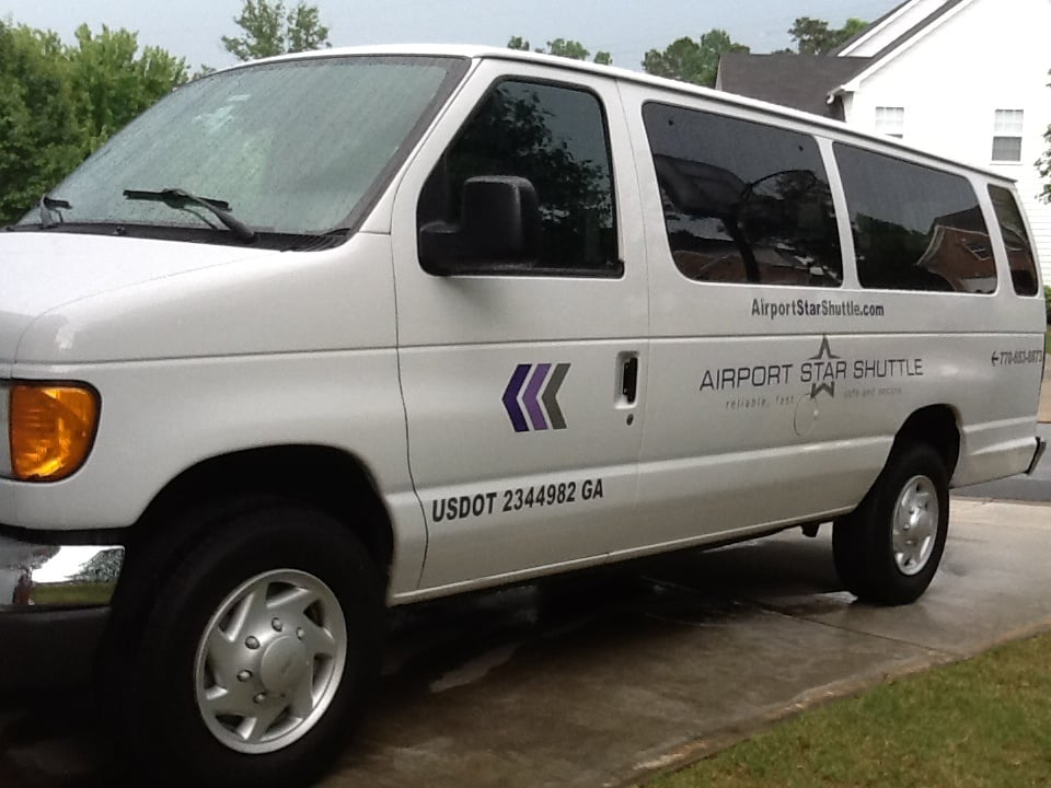 Airport Star Shuttle: Atlanta, GA