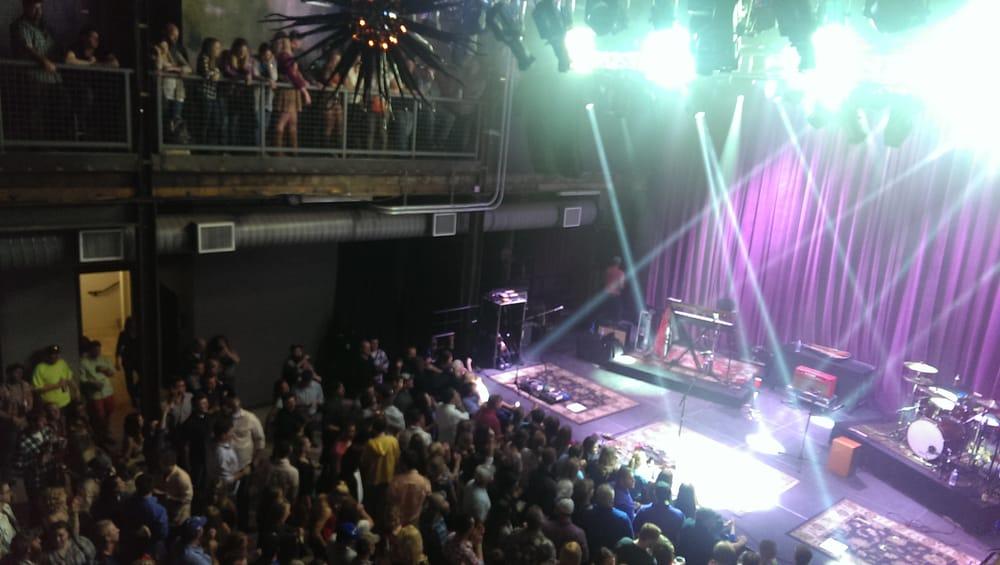 Mercury Ballroom: 611 S 4th St, Louisville, KY