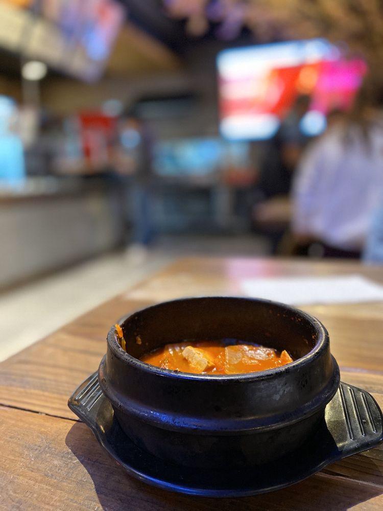 BTS Korean Buffet Restaurant