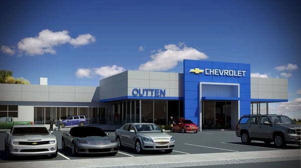 Outten Chevrolet 1701 W. Tilghman Street Allentown, PA Auto Dealers    MapQuest