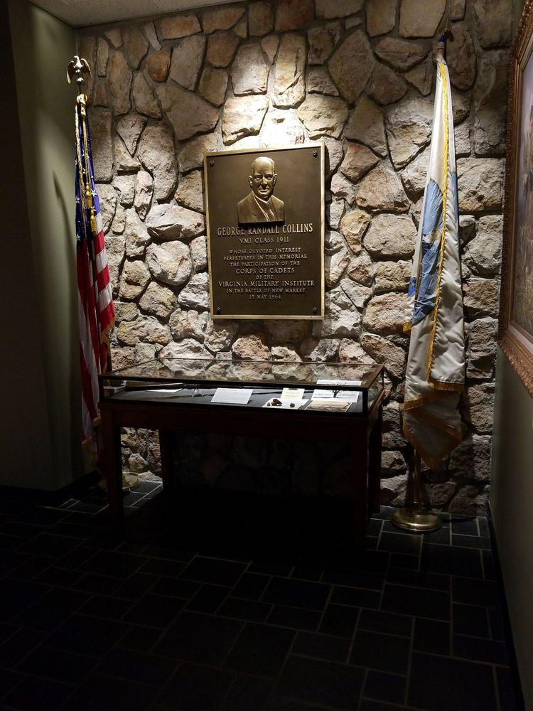 Virginia museum of the Civil War: 8895 George Collins Pkwy, New Market, VA