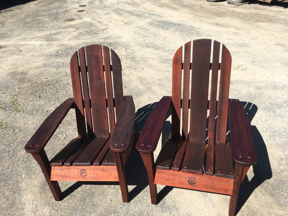 Mendocino Heritage Furniture: 40927 Airport Rd, Little River, CA