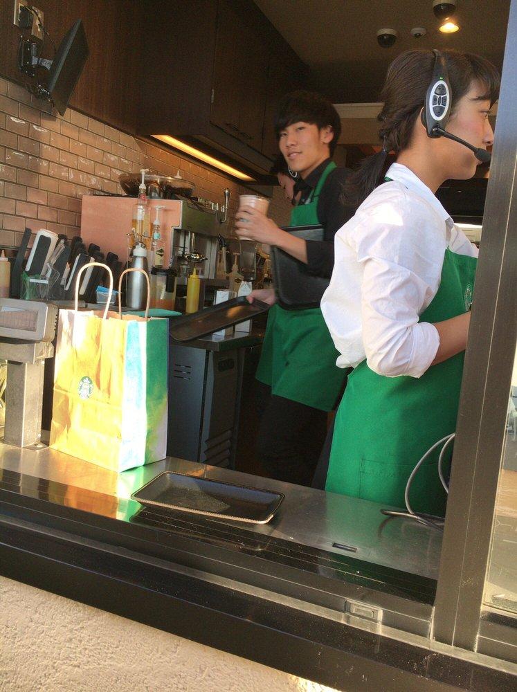 Starbucks Coffee Kusatsu National Highway 1