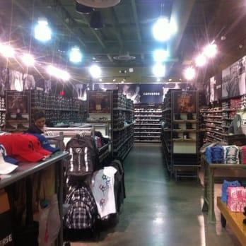 Converse Shoe Store Ontario Mills