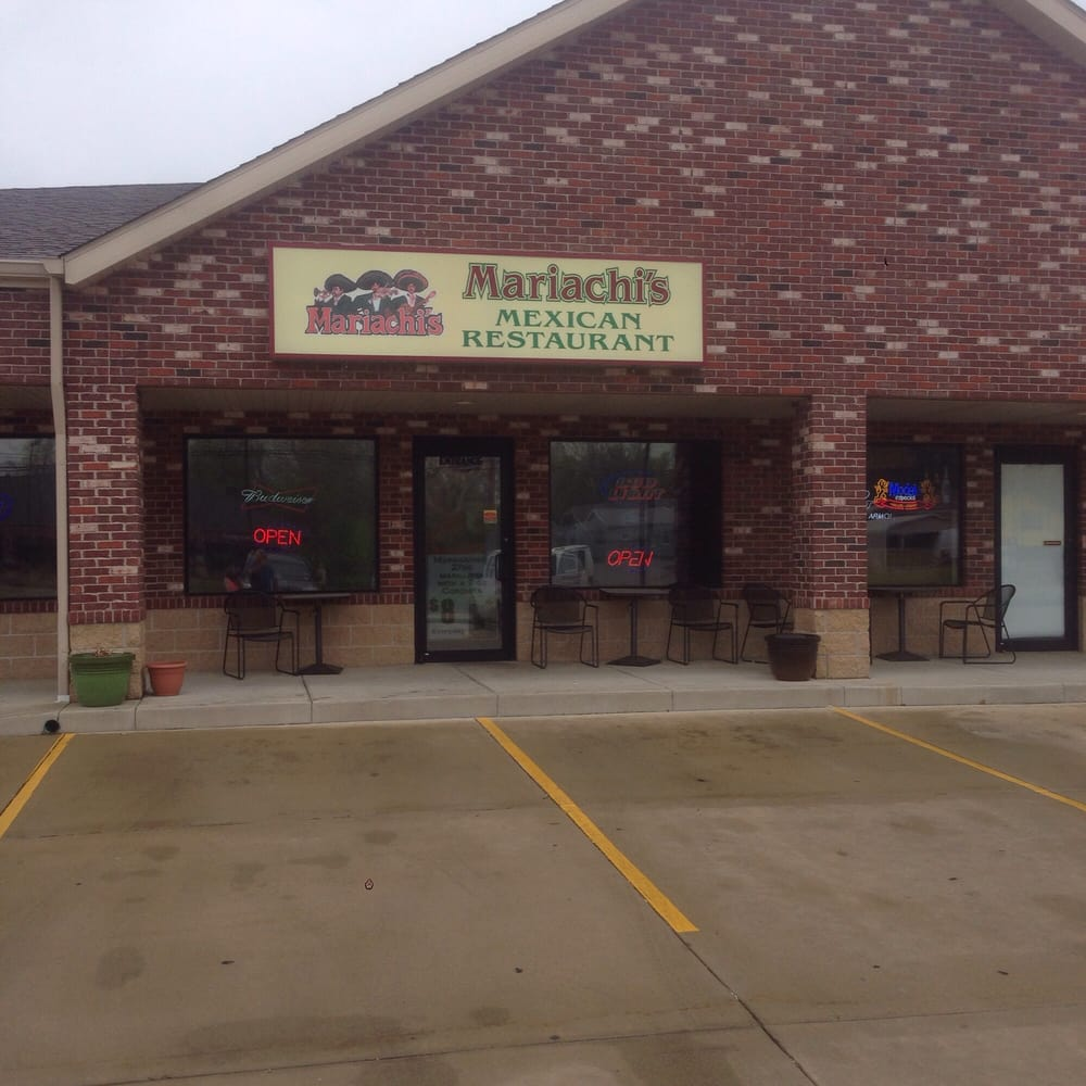 Mexican Restaurants In Maryville Il
