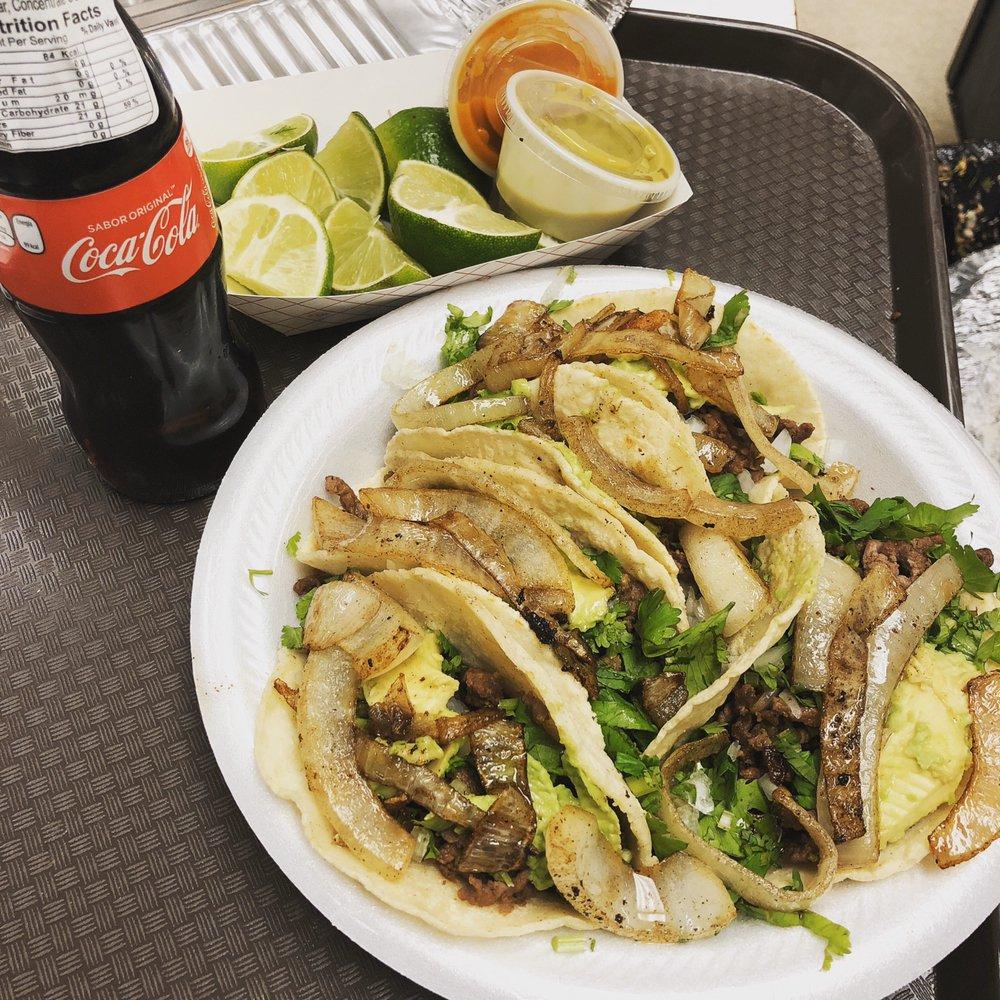 Cabaña Mexican Grill: 110 W Kansas Ave, Garden City, KS