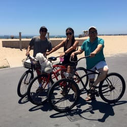 Day Bargain Bike Rentals Huntington Beach Ca