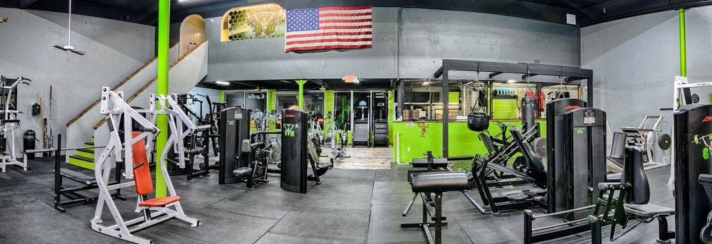 The Gym in Pinetop: 857 E White Mountain Blvd, Pinetop-Lakeside, AZ