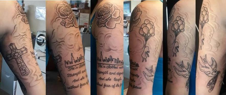 Dynamic Piercing & Tattoo: 7274 Hwy 86, Franktown, CO