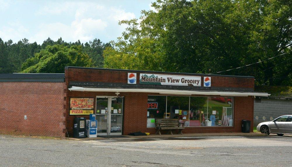 Mountain View Grocery: 5756 Casar Rd, Casar, NC
