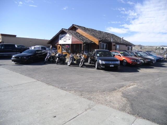 Berkenkotter Motors Bilforhandlere 729 Wilcox St