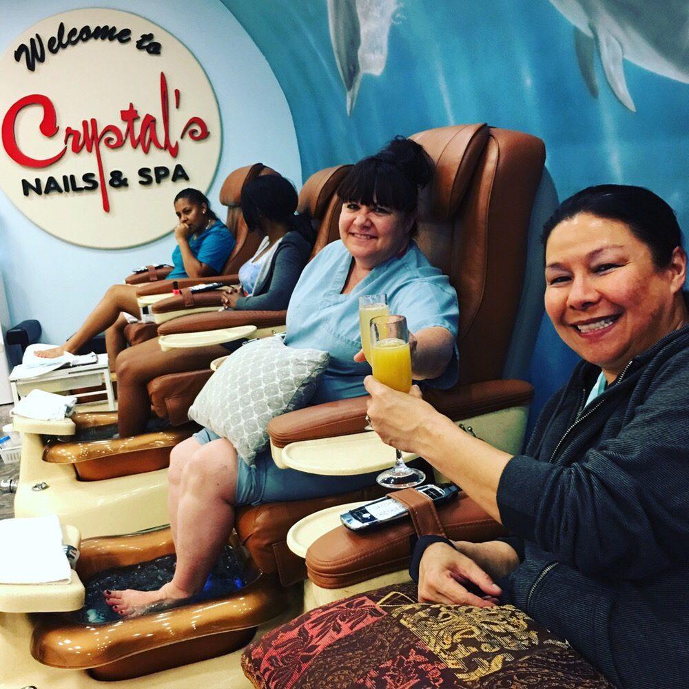 Crystal\'s Nails & Spa - 301 Photos & 275 Reviews - Nail Salons ...