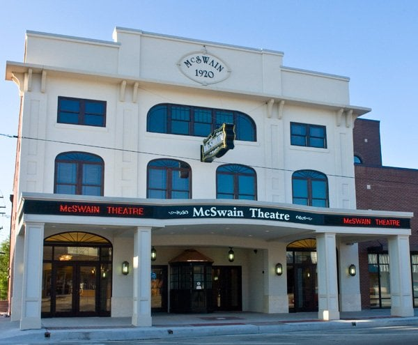 McSwain Theatre: 130 W Main, Ada, OK
