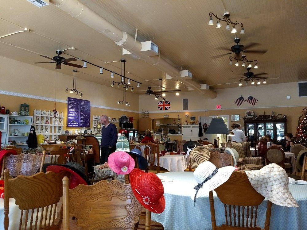 Teatime Tranquility & Treasures: 14521 Main St, Alachua, FL