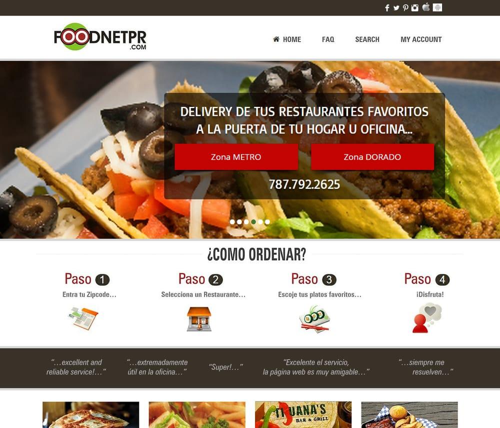 FoodNetPR.com: San Juan, PR