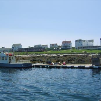 Star Island Boat Tour Nh