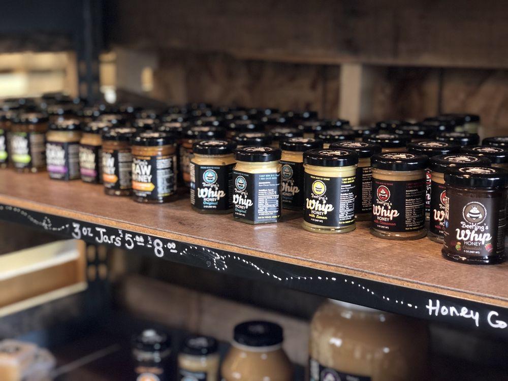 Bee King's Raw Honey: 111 E Stewart Ave, Puyallup, WA