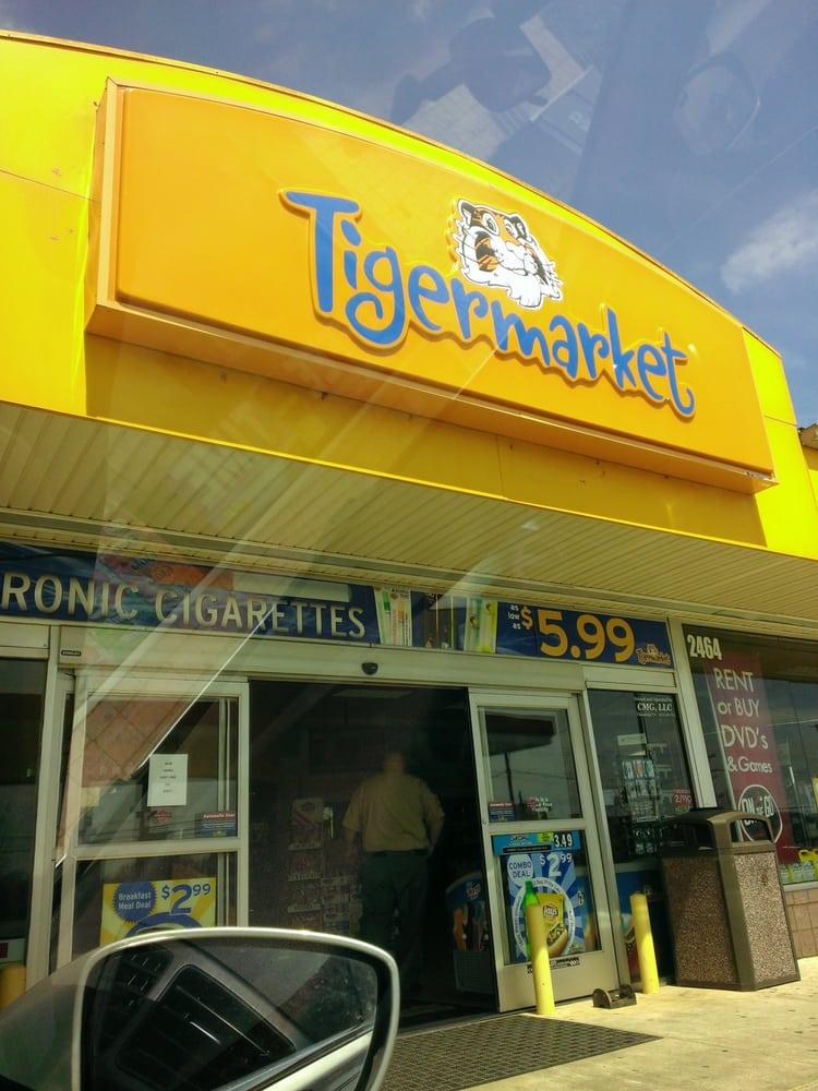 Tiger Market: 2464 New Salem Hwy, Murfreesboro, TN