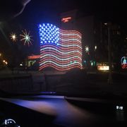 photo of holiday lights at the beach virginia beach va united states - Christmas Lights Virginia Beach