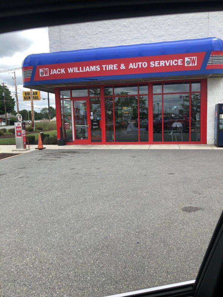 Jack Williams Tire & Auto Service Centers: 1480 Route 209, Brodheadsville, PA