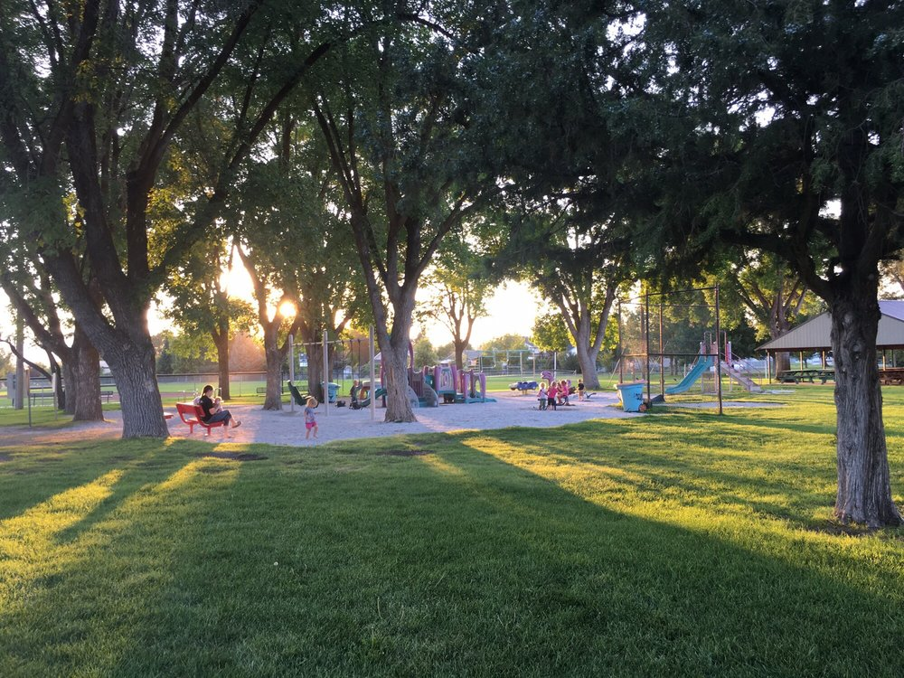 City Park: 100 1st W St, Malad City, ID