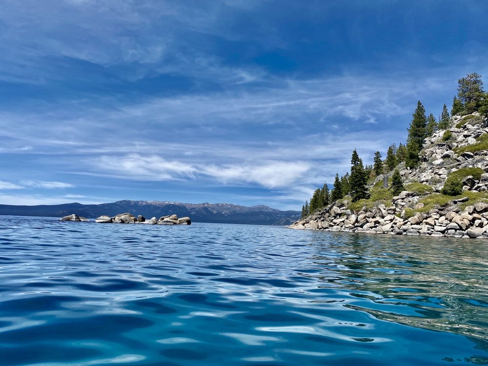 Social Spots from Tahoe Blue Boat Rentals