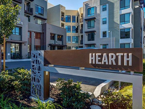Hearth Apartments Santa Clara Ca